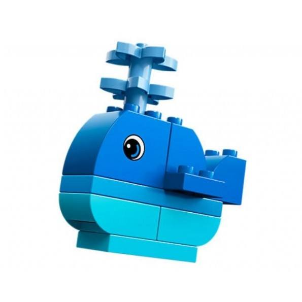 LEGO DUPLO - Sjove Kreationer - 10865