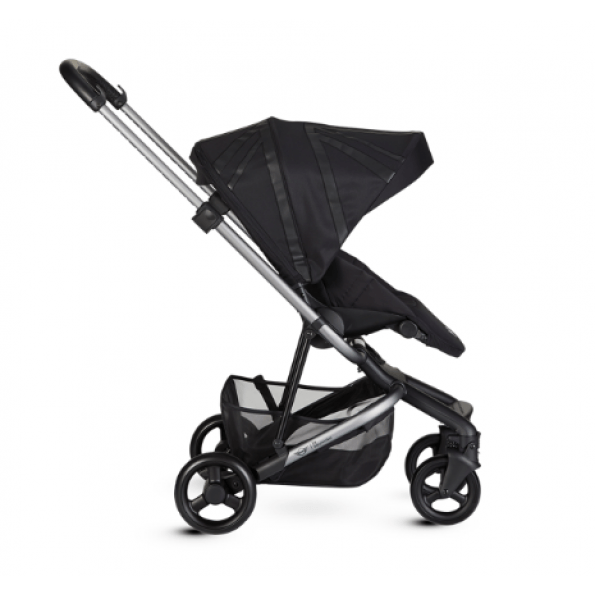 MINI by Easywalker stroller - Oxford Black Kombivogn