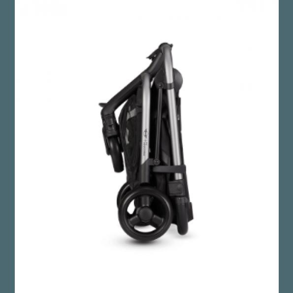 MINI by Easywalker stroller - Oxford Black Kombivogn