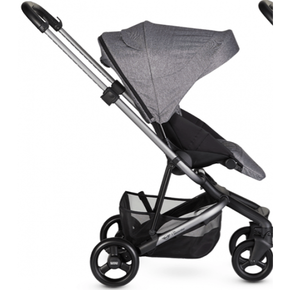 MINI by Easywalker stroller - Soho Grey Kombivogn