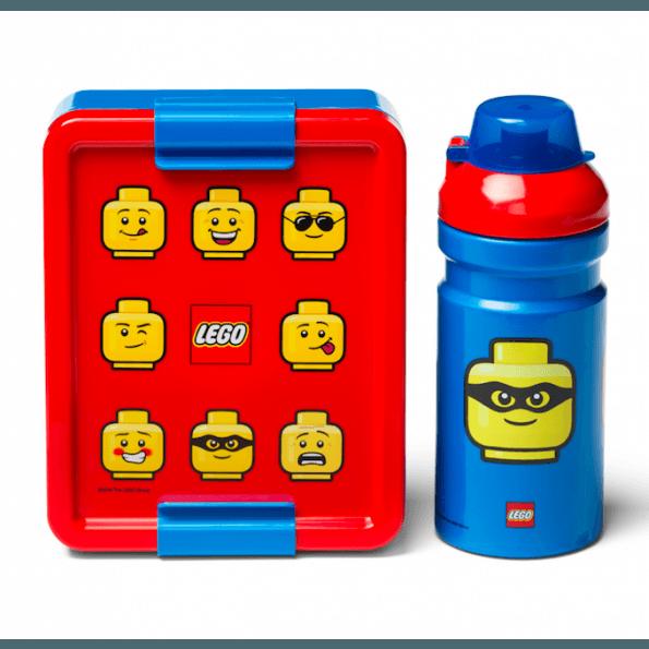 LEGO madkasse og drikkedunk - Iconic Classic