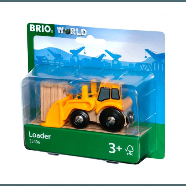 BRIO World Frontlæsser - 33436