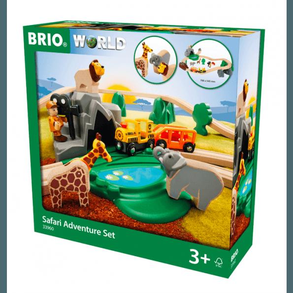 BRIO World Togbane Safari - 33960