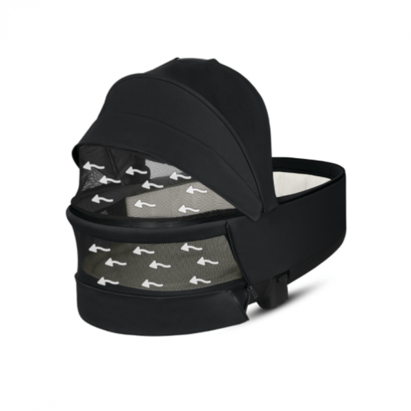 Priam Lux Carry Cot - Nautical Blue