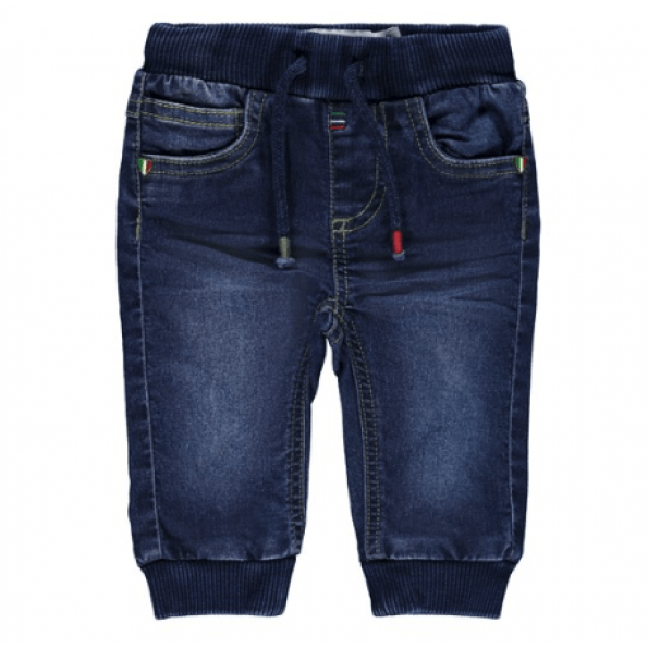 Name It denim bukser - mørkeblå