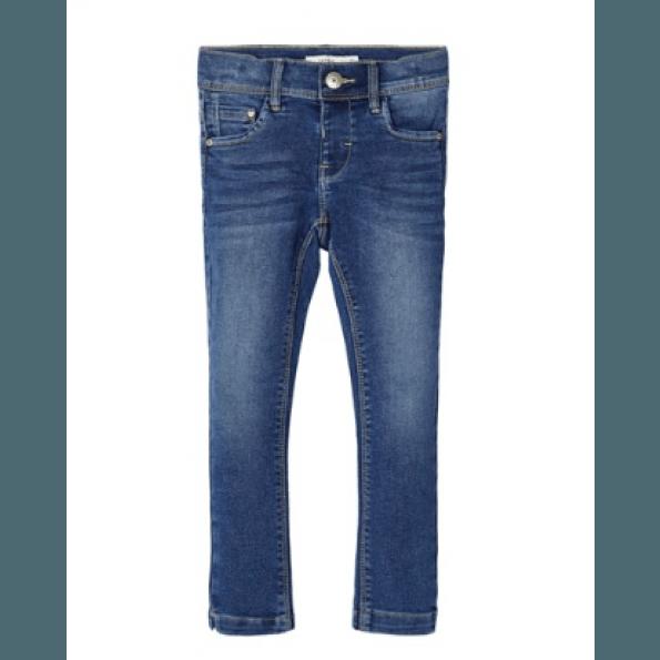 Name It bukser - blå denim
