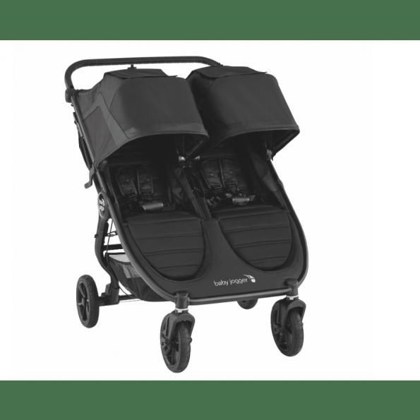 Baby Jogger City Mini GT 2 Double søskendevogn - Jet 2020