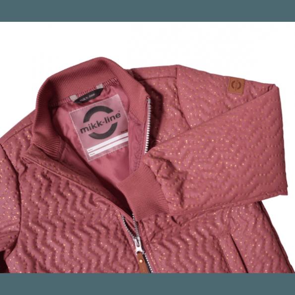 Mikk-Line termosæt duvet - rose brown