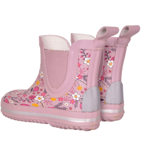 Mikk-Line gummistøvler short wellies - elderberry
