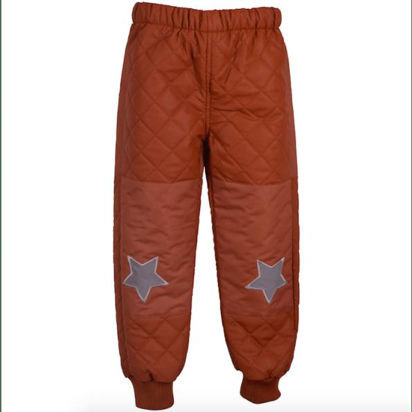 Mikk-Line termotøj duvet - brown patina