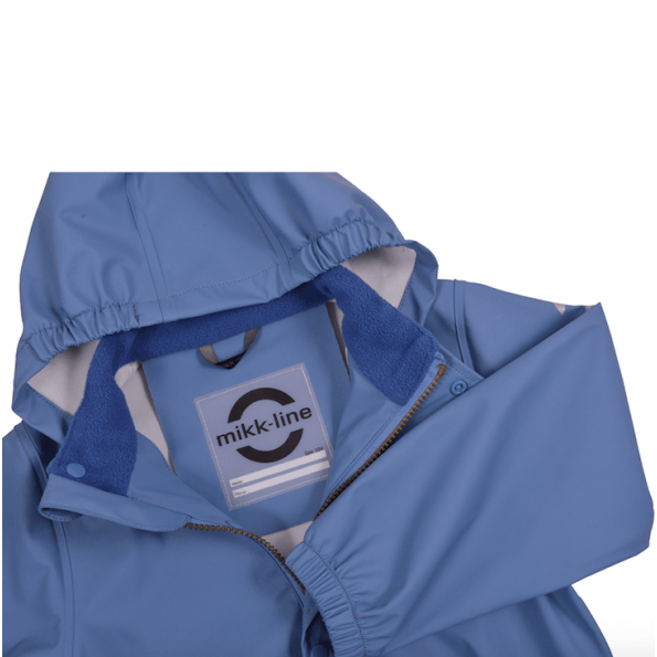 Mikk-Line regntøj - blue heaven