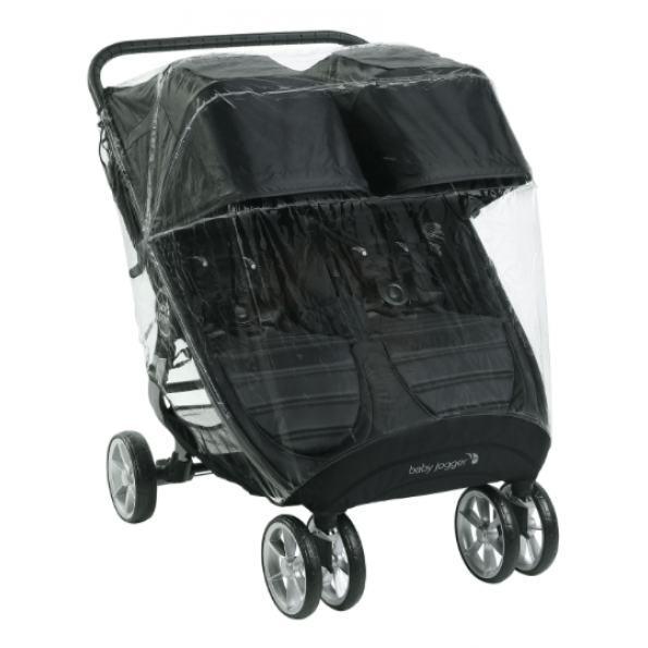 Baby Jogger Regnslag - City Mini/GT 2 Double
