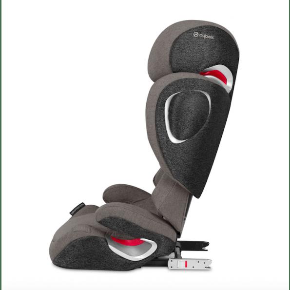 Cybex Solution Z-fix Plus - Soho Grey