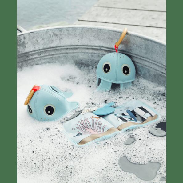 Done by Deer badelegetøj bog - Sea Friends