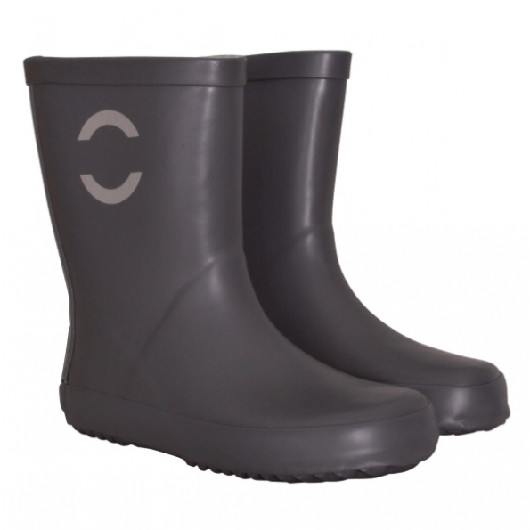 Mikk-Line gummistøvle wellies - steel gray