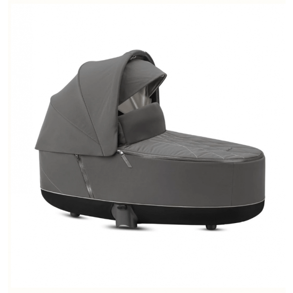 Priam Lux Carry Cot - Soho Grey