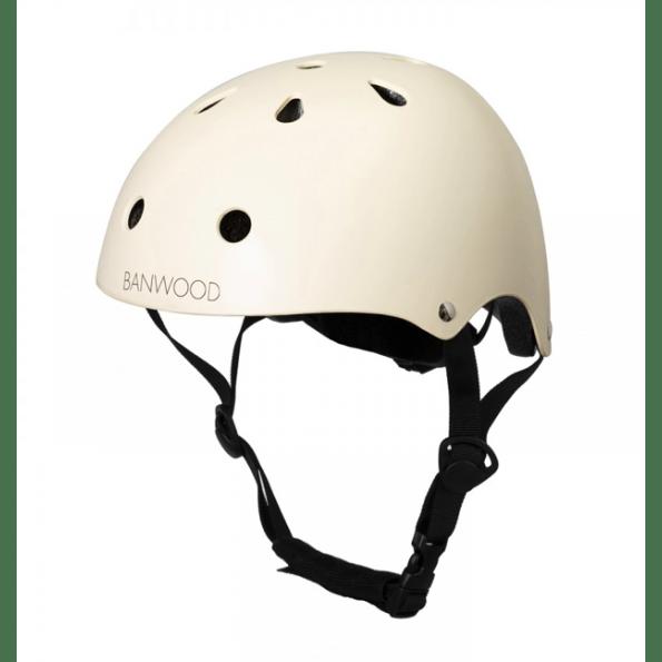 Banwood Helmet 50-54 cm. - cream