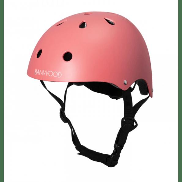 Banwood Helmet 50-54 cm. - coral