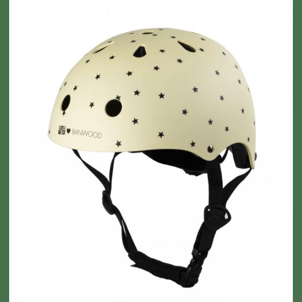 Banwood Helmet 50-54 cm. - matte cream