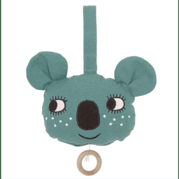 Roommate koala musikuro - sea grey