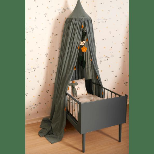 Roommate sengehimmel - sea grey