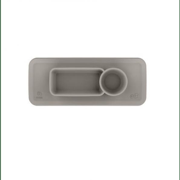 Stokke EZPZ dækkeserviet Clikk Tray - soft grey