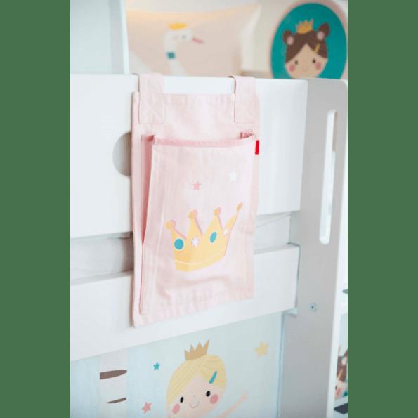 Flexa sengelommer 3 stk. - little princess