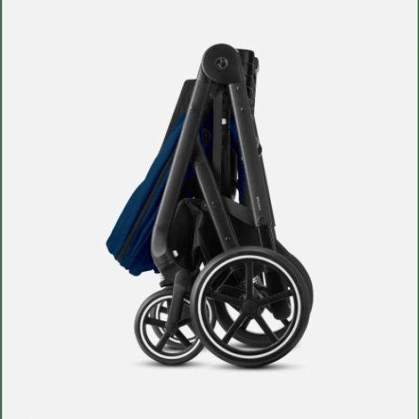 Cybex Balios S 2in1 kombivogn - deep black
