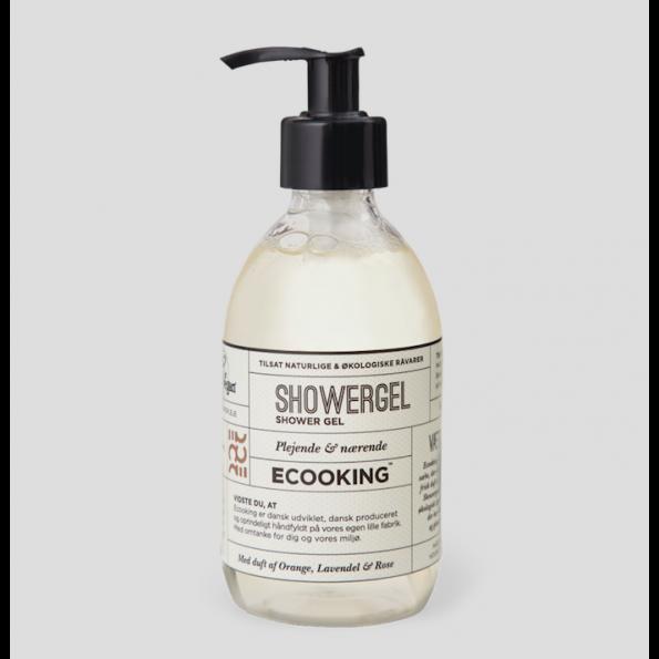 Ecooking showergel 300 ml.