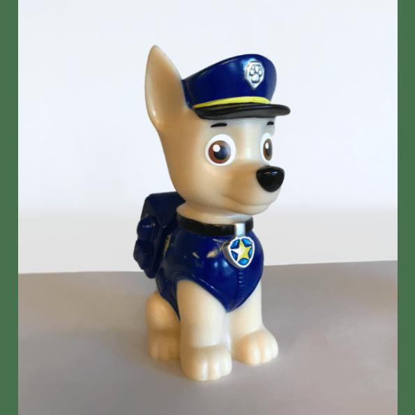 Paw Patrol Chase Lampe