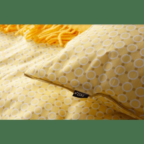 Night & Day bambino babysengetøj 70x100 - gul