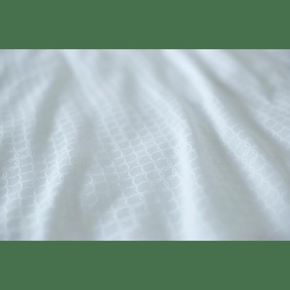Night & Day opal juniorsengetøj 100x140 - hvid
