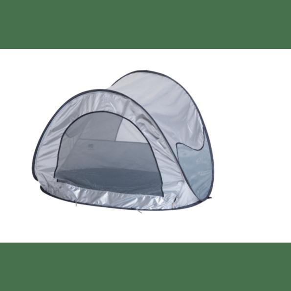 Deryan pop-up UV telt - silver