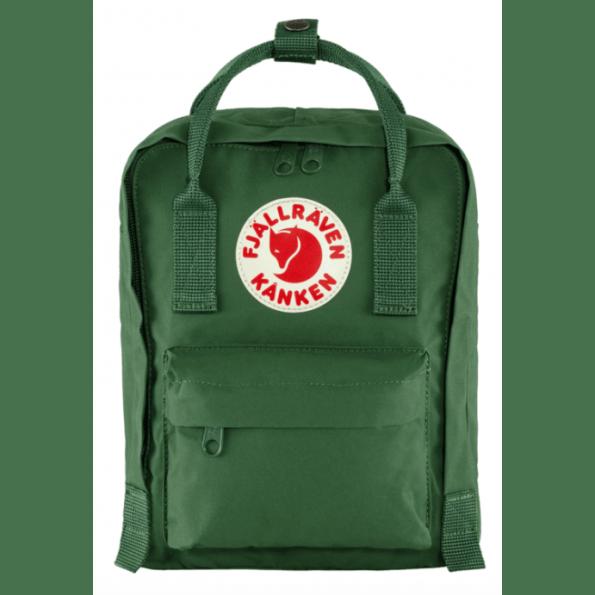 Fjällräven Mini Kånken rygsæk - Spruce Green