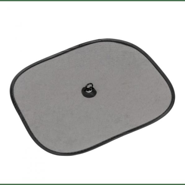 Tiny Republic Basic tablet organizer, bord & solskærme bilsæt - sort