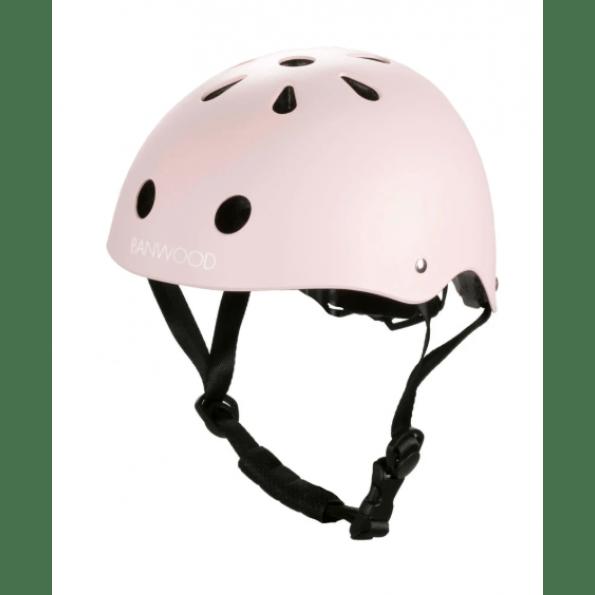 Banwood Helmet 50-54 cm. - matte pink