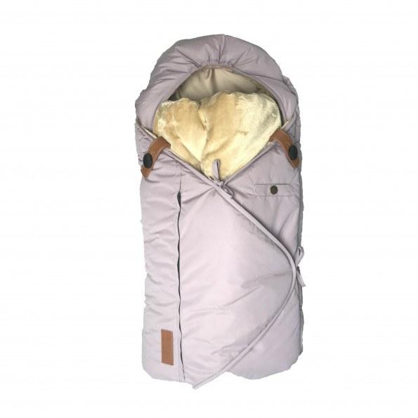 Sleepbag kørepose - Dusty purple