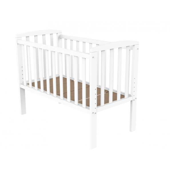 Sofie By-My-Side Bed by Baby Dan babyseng - hvid