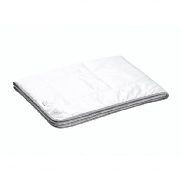 Soft Nordic Silke Babydyne 70x100 cm. - hvid