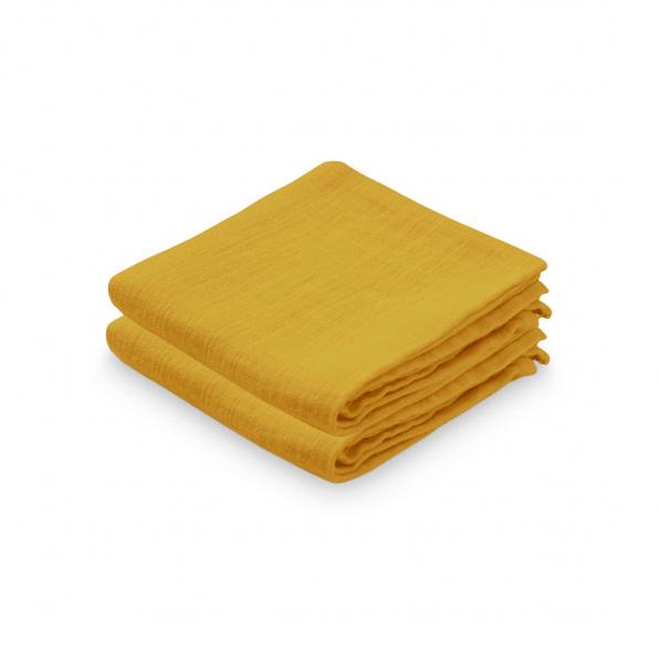 Cam Cam stofbleer 2-pak - mustard