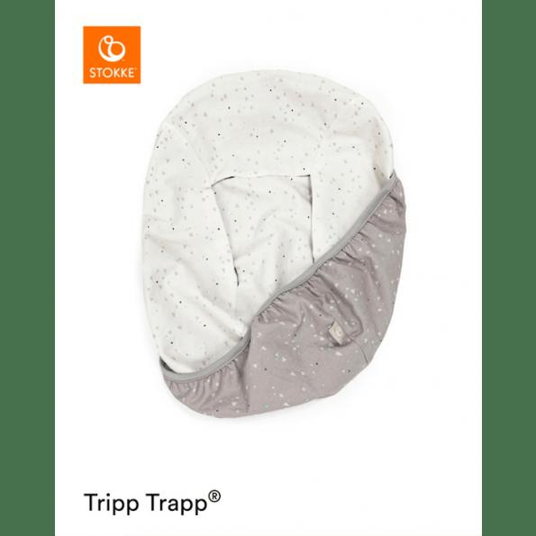 Tripp Trapp cover til Newborn sæt - sweet hearts
