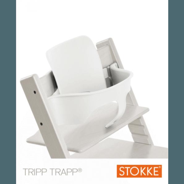 Tripp Trapp Babysæt - Hvid