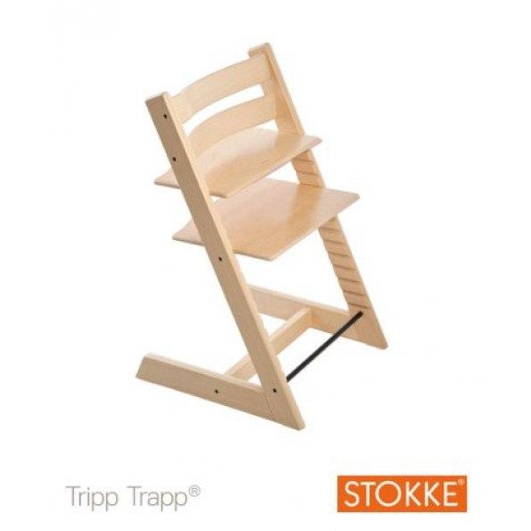 Tripp Trapp Stol - Natural