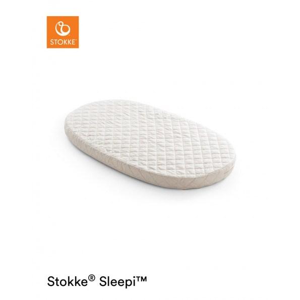 Stokke Sleepi madras - Hvid