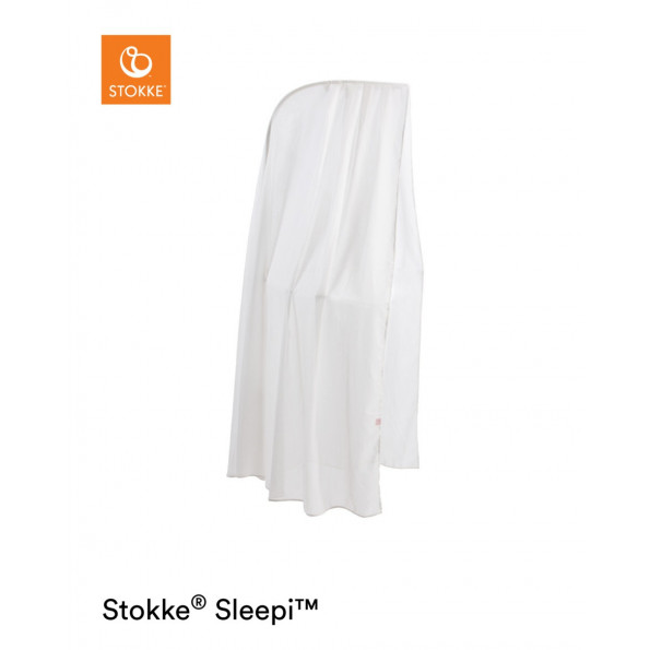 Stokke Sleepi sengehimmel - Hvid
