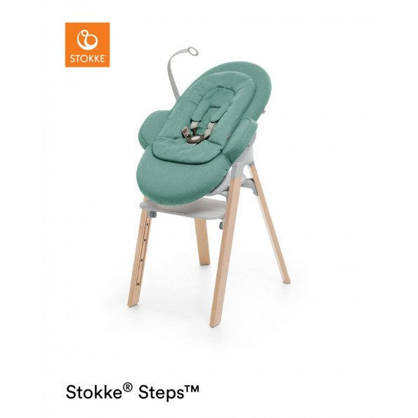 Stokke Steps Bouncer - Cool Jade