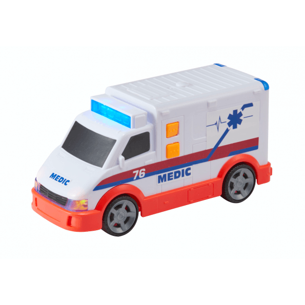Teamsterz ambulance