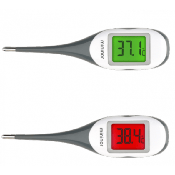 Digital termometer, farve display