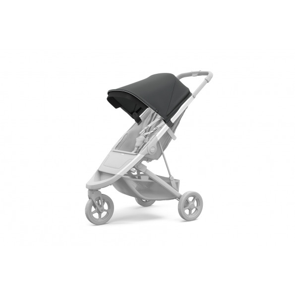 Thule Spring kaleche - Shadow Grey