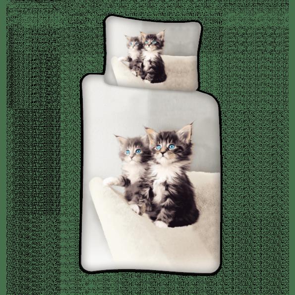 Junior sengetøj - kattekillinger